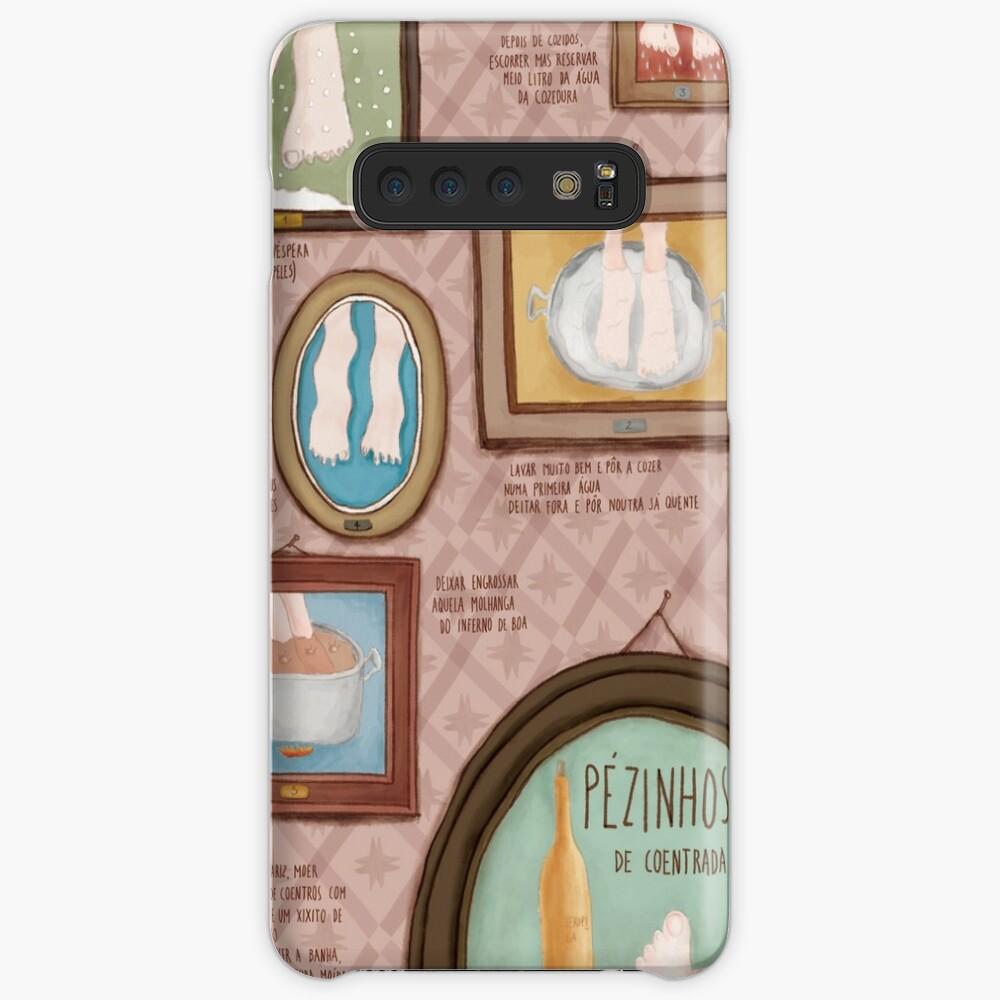 Pézinhos de Coentrada Case & Skin for Samsung Galaxy