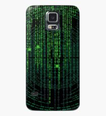 Matrix code Case/Skin for Samsung Galaxy