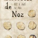 Biscoitos de Noz by Pickle-Films