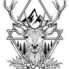 Deer by JeferCelmer