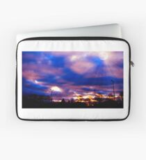 Looking out from Enfields Retail Park From Sainsbury's Car Park London En1  Laptop Sleeve