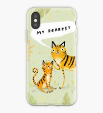 Dear Tiger iPhone Case