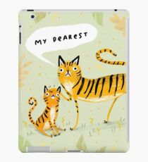 Dear Tiger iPad Case/Skin
