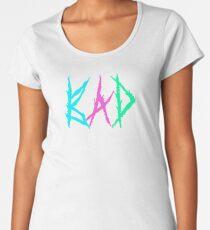 BAD VIBES FOREVER - XXXTentacion Logo <3  Women's Premium T-Shirt