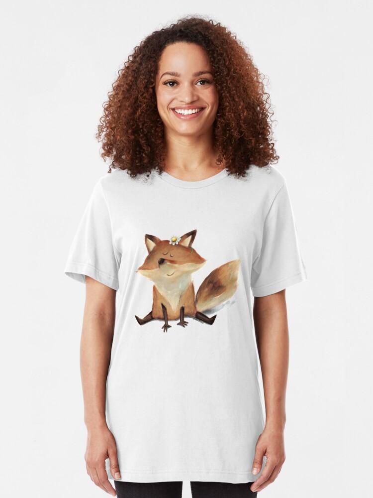 Alternate view of The Fox Slim Fit T-Shirt
