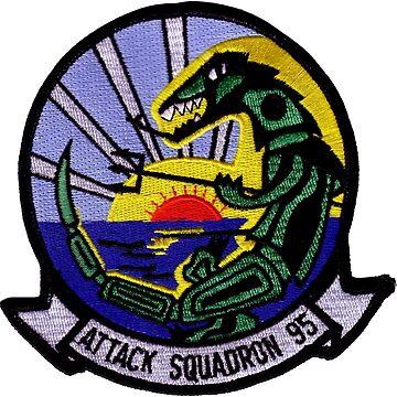 VA-95 Green Lizards by Quatrosales