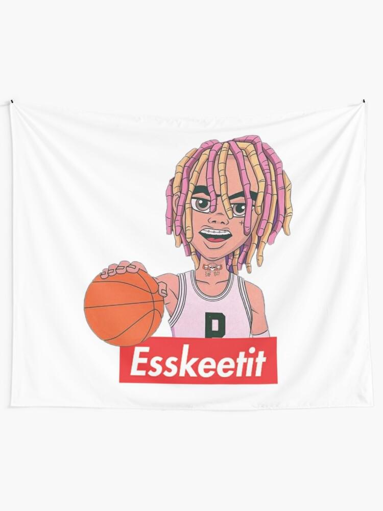 8617c0c6d8d50 New Limited Boss Gucci Gang T-shirt D Rose Lil Pump Esskeetit - Basketball  Supreme