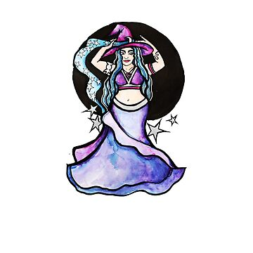 Witchy Belly Dancer by Boogiemonst