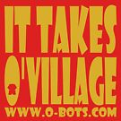 O'BOT: It takes O'village by Carbon-Fibre Media
