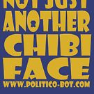 POLITICO'BOT: Not Just Another Chibi Face by Carbon-Fibre Media