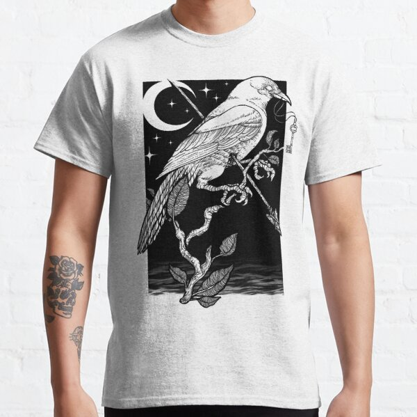 Night Crow Classic T-Shirt