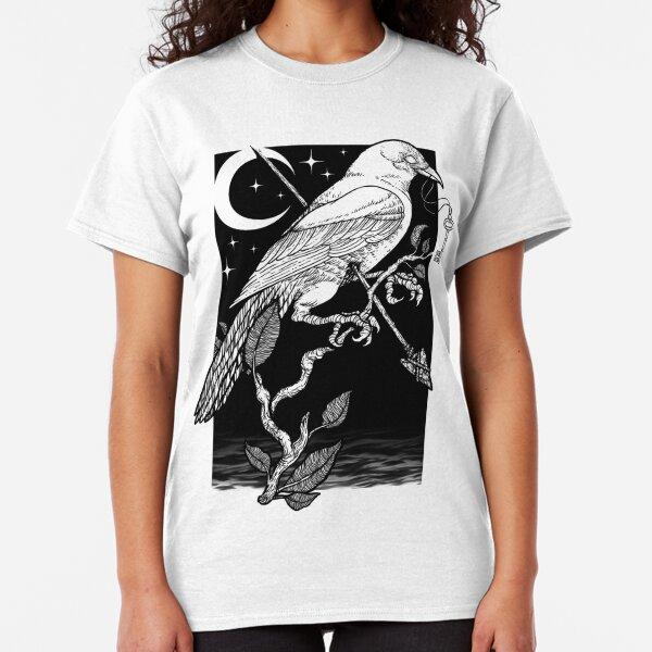 Night Crow Classic T-Shirt