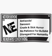 Esrb Posters | Redbubble