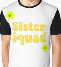 Sister Squad Graphic T-Shirt