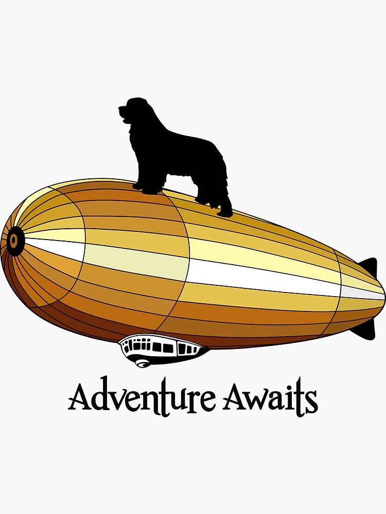 Adventure Awaits! by itsmechris