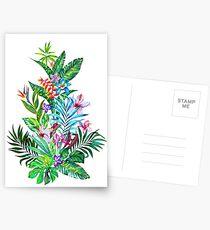 Tropisches Fest Postkarten