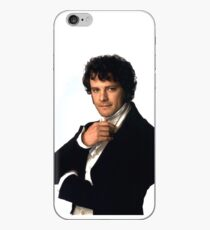 Colin Firth as Mr Darcy in Pride & Prejudice iPhone Case