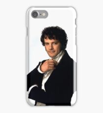 Colin Firth as Mr Darcy in Pride & Prejudice iPhone Case/Skin