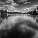 Mote Park Lake by Dave Godden