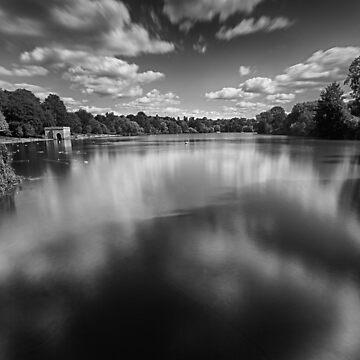 Mote Park Lake by RWTA