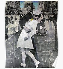 The Kiss (part II) Poster