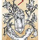 Elder Futhark 16. Sowilo by Haunting Beauty Art by hauntingbeauty