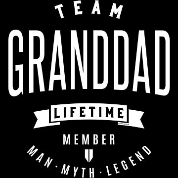 Granddad Tees by alececonello