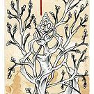 Elder Futhark 21. laguz by Haunting Beauty Art by hauntingbeauty