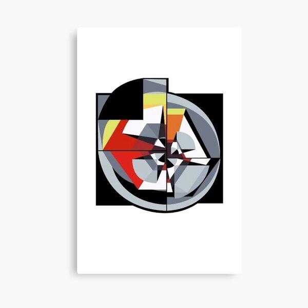 Jordan Peterson Logo - Signification de musique Impression sur toile