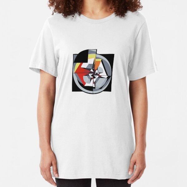 Jordan Peterson Logo - Meaning of Music Slim Fit T-Shirt