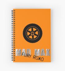 Fury Road Spiral Notebook