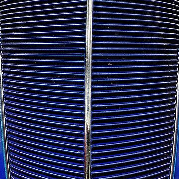 Old car grille by KFRose