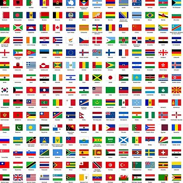 World flags by Nolan12
