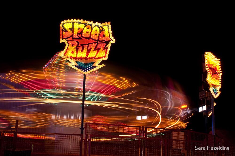 Speed Buzz by Sara Hazeldine