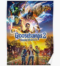 Goosebumps 2 Poster