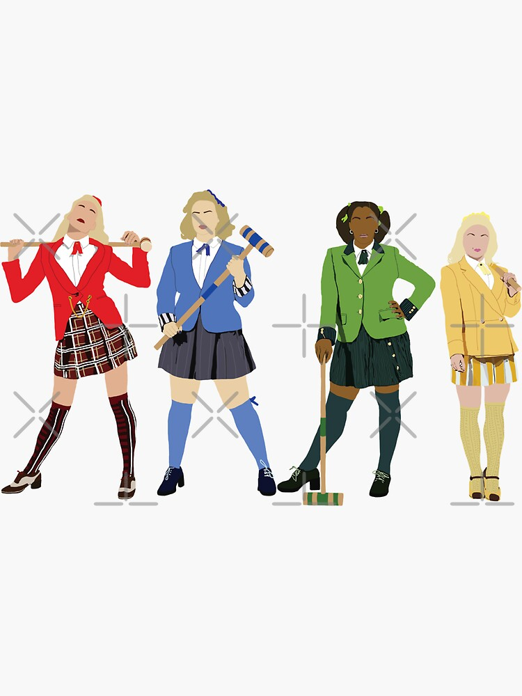 heathers by searchfornargls