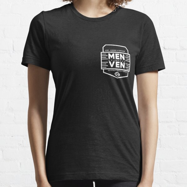Men With Ven (White Art)  Essential T-Shirt