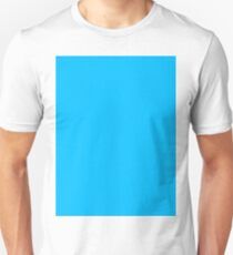 Deep Sky Blue/ 400 colours/ cheapest on RB Unisex T-Shirt