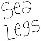 Sea Legs: Logo Only by SeaLegsStore