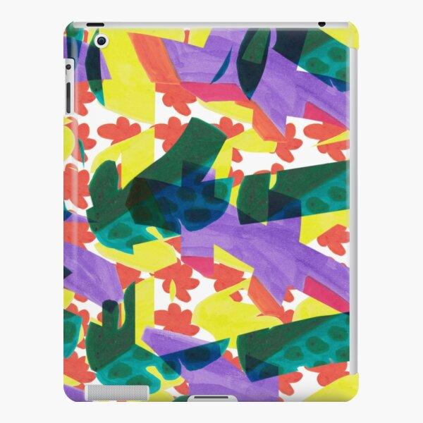 graphic pop art marker art  iPad Snap Case