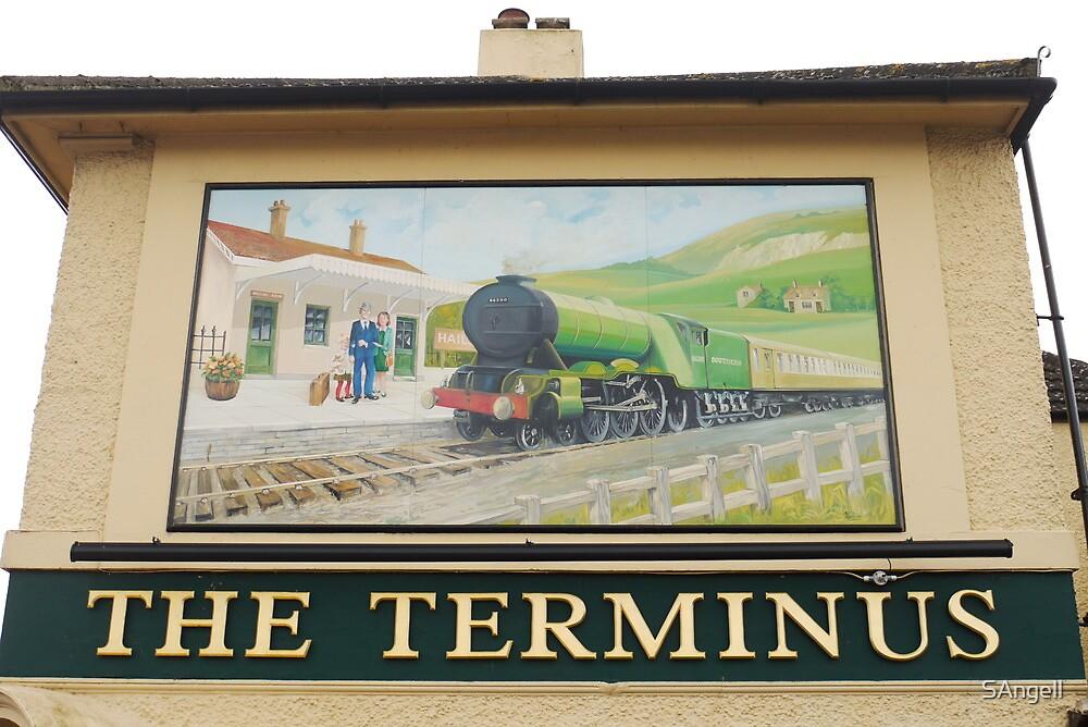 The Terminus Pub by SAngell