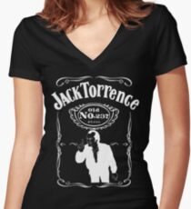 Jack Women's Fitted V-Neck T-Shirt