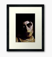Rocky Horror Framed Print