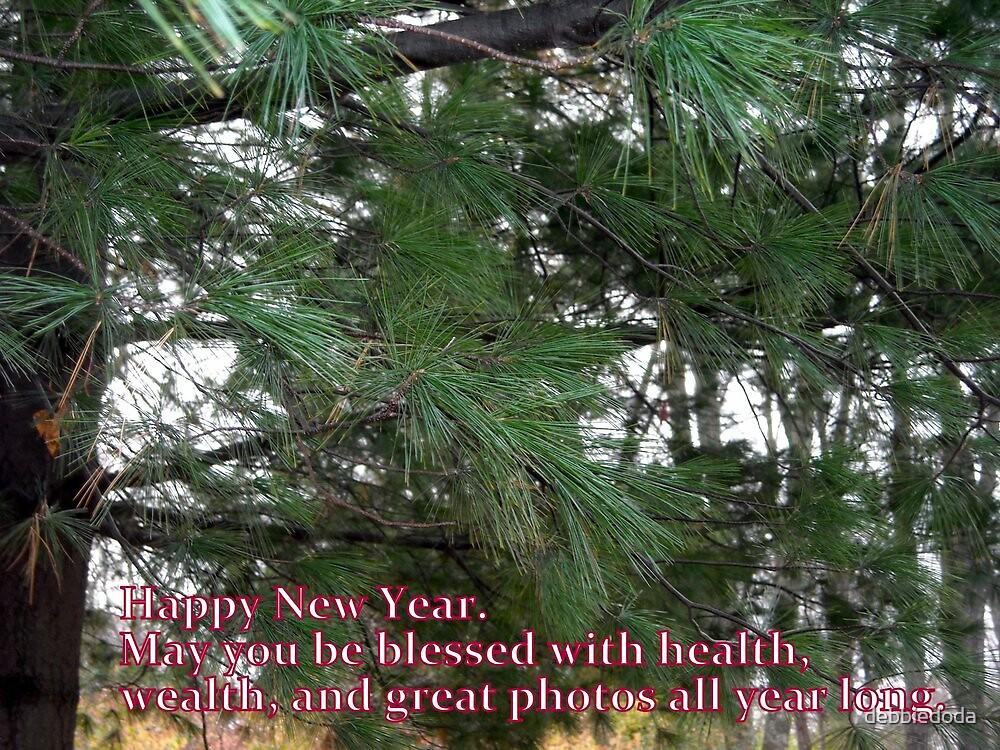 Happy New Year by debbiedoda