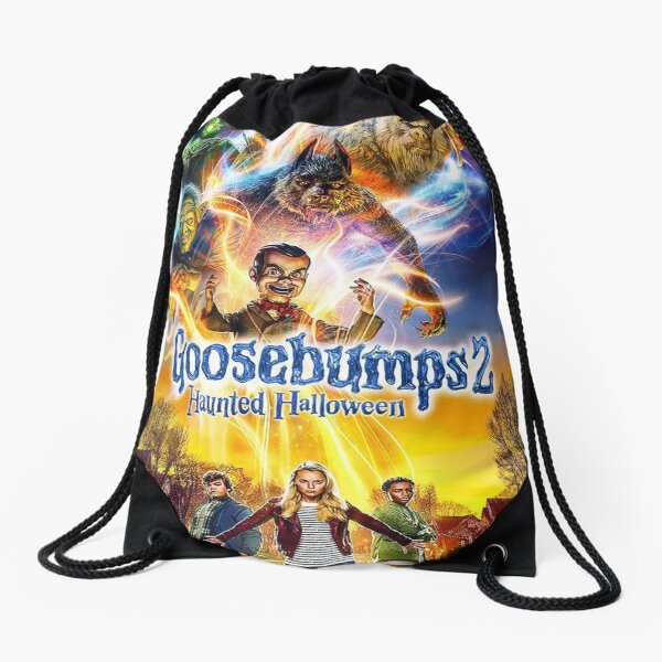 Goosebumps 2 Drawstring Bag