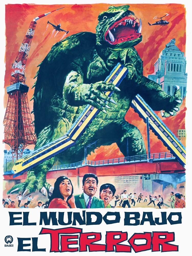 El Mundo Bajo El Terror by impossiblefunky