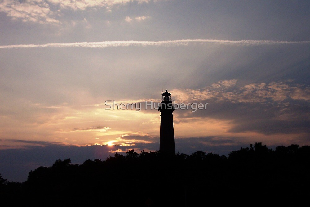 Currituck Lighthouse by Sherry Hunsberger