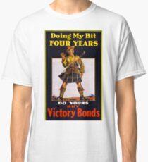 Tartan Army Classic T-Shirt