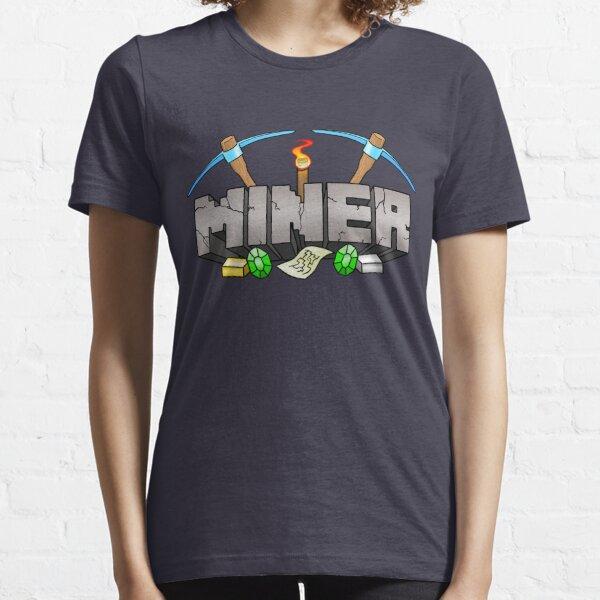 Minecraft Miner Shirt v.2 T-shirt essentiel