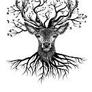 Deer Tree by JeferCelmer